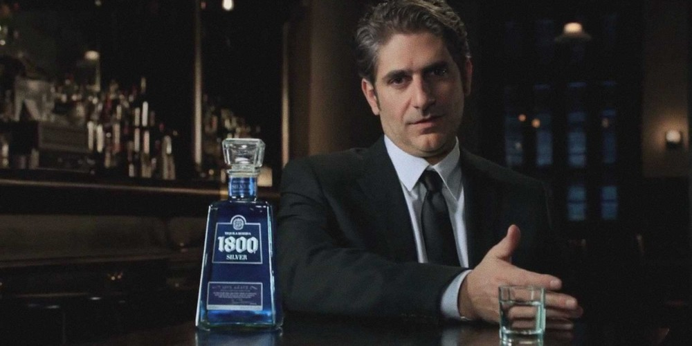 Alex Winter Michael Imperioli 1800 Tequila commercial