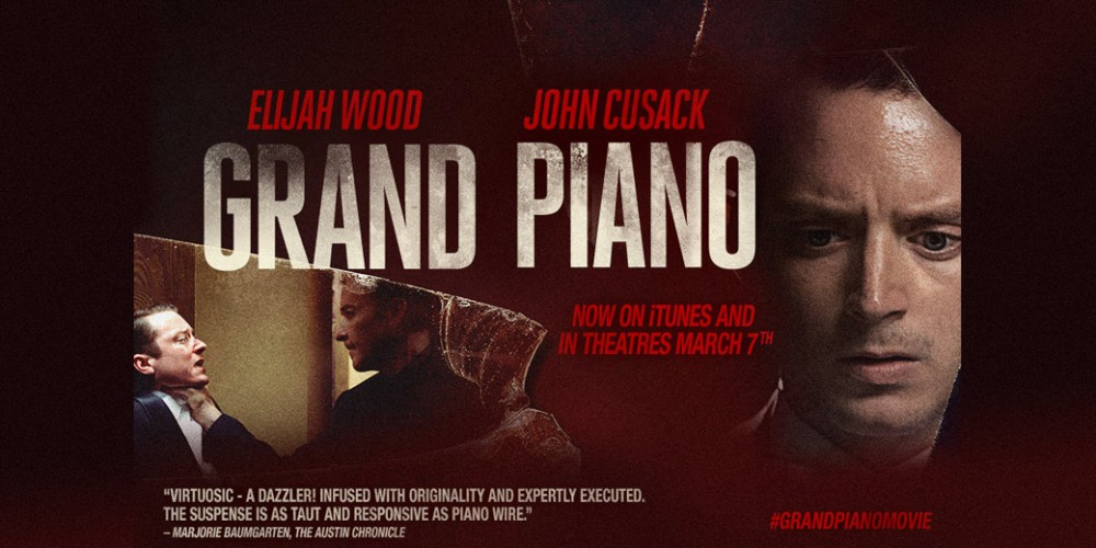 Alex Winter in Grand Piano (movie clip)