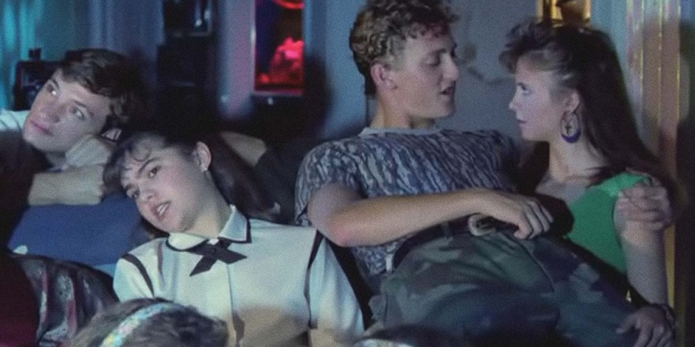 Alex Winter in Rosalie Goes Shopping