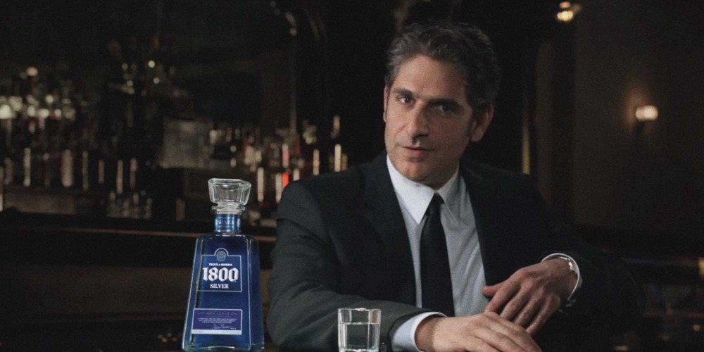Cuervo commercial with Michael Imperioli