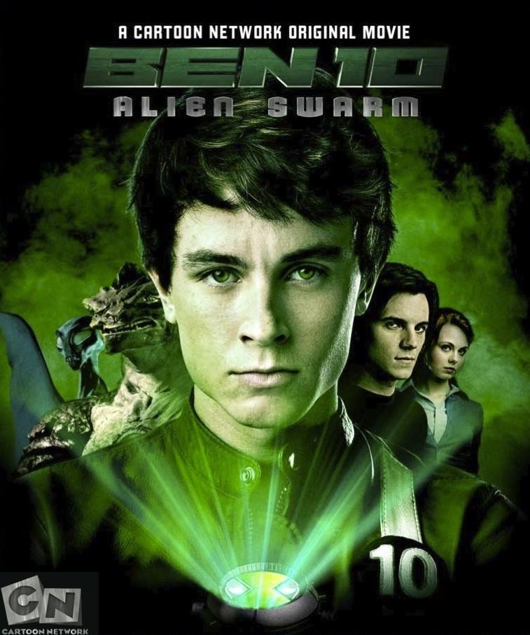 Ben 10 Alien Swarm poster hd