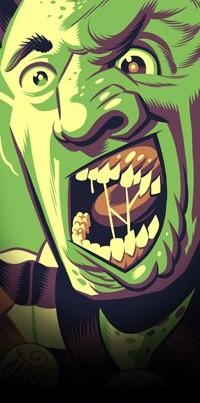 Fright Rags Freaked tshirt teaser shot