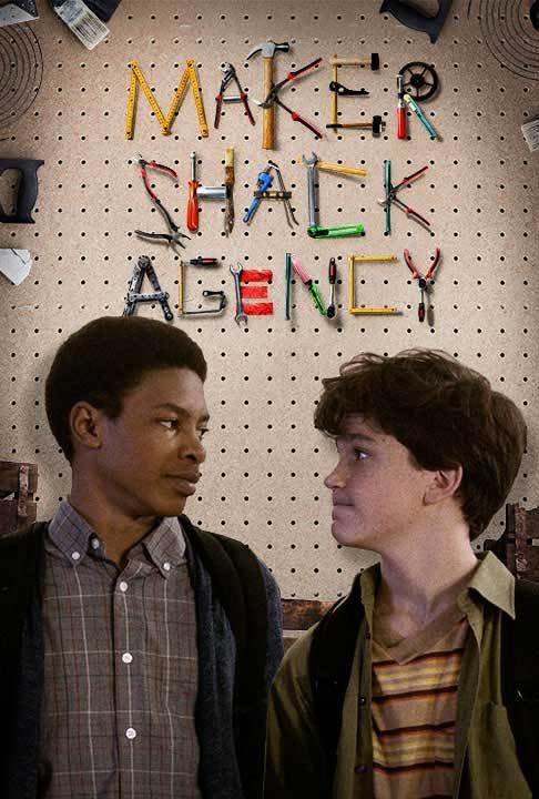 Maker Shack Agency poster